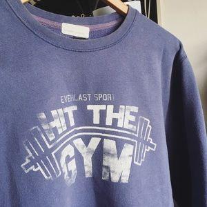Vintage 80's Everlast Sport sweatshirt
